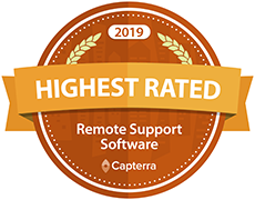 FixMe.IT is the highest rated remote support software on Capterra