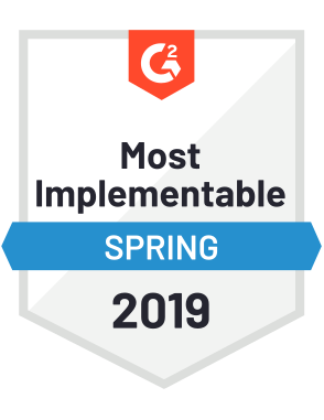 FixMe.IT recognized as Most Implementable remote support software on G2